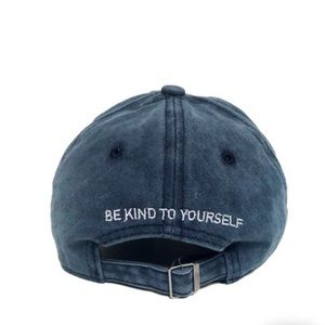 """Accessories - ****SALE 3/$25***** """"Be Kind To Yourself"""" Hat"""